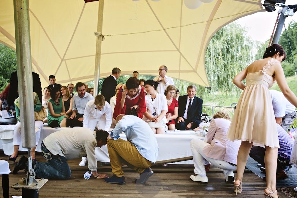 E u W 019 - Elegante Hochzeit in der Mühle am Schlossberg