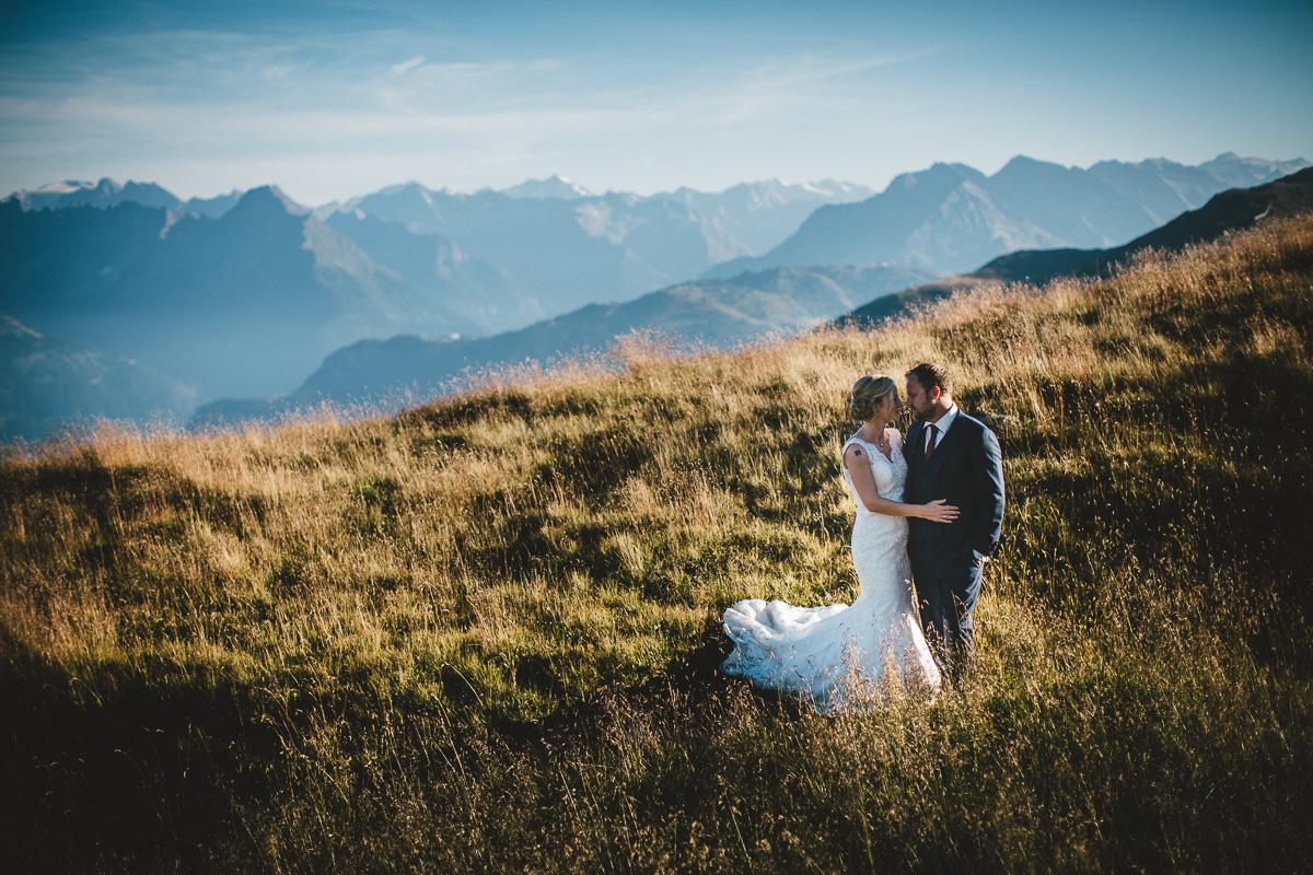 Berge-Liebe-Hochzeit