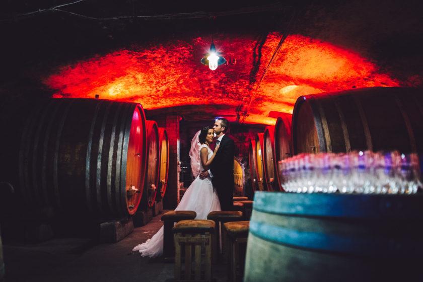 Hochzeit auf Weingut Fitz-Ritter in Bad Dürkheim