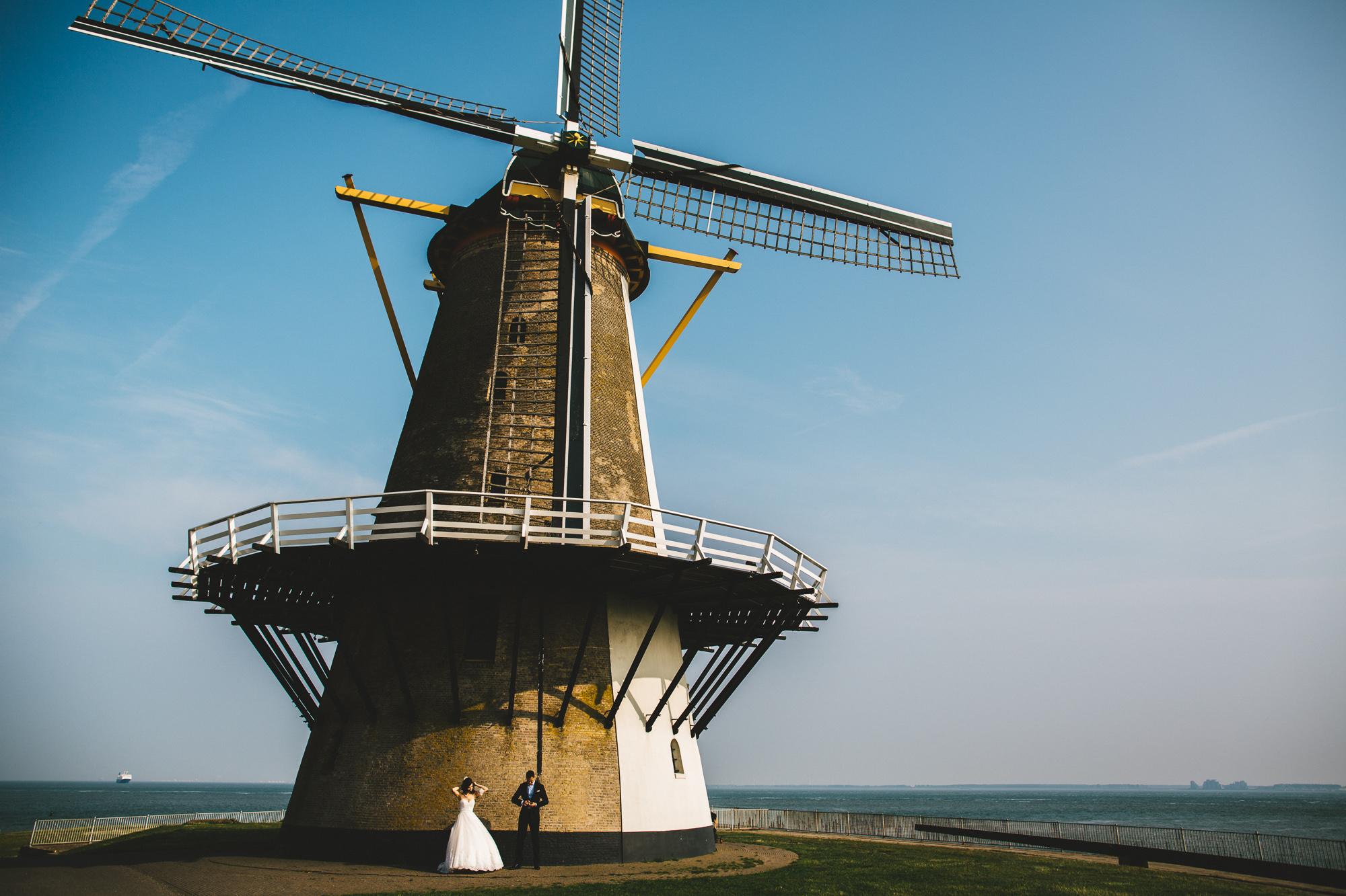 after wedding ia 009 - Afterwedding in Zeeland / Holland