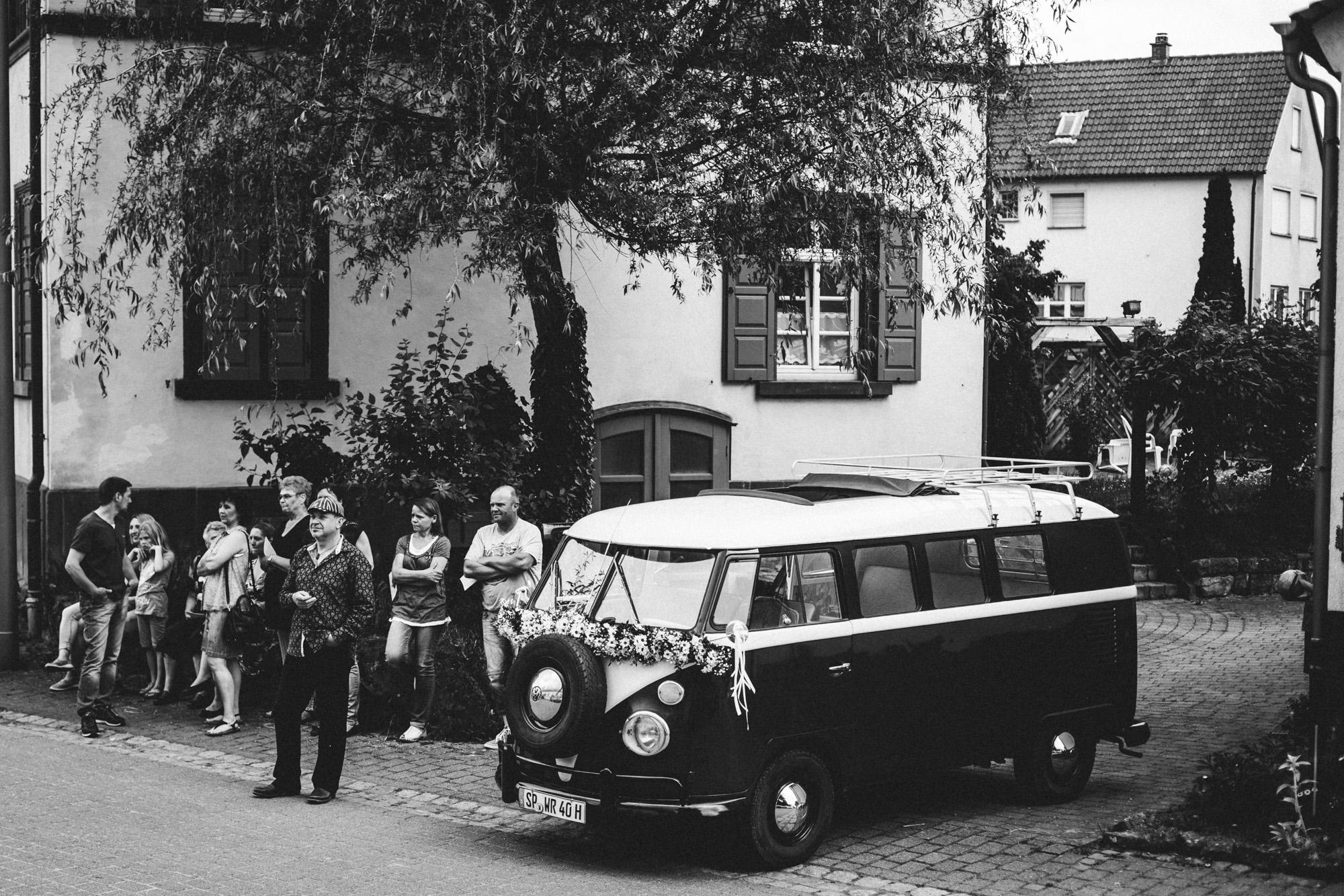 hannah und elias 163 - Schwarz-Weiß Hochzeit