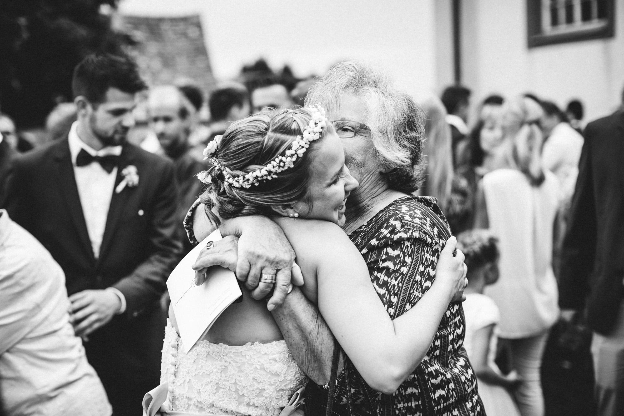 hannah und elias 279 - Schwarz-Weiß Hochzeit