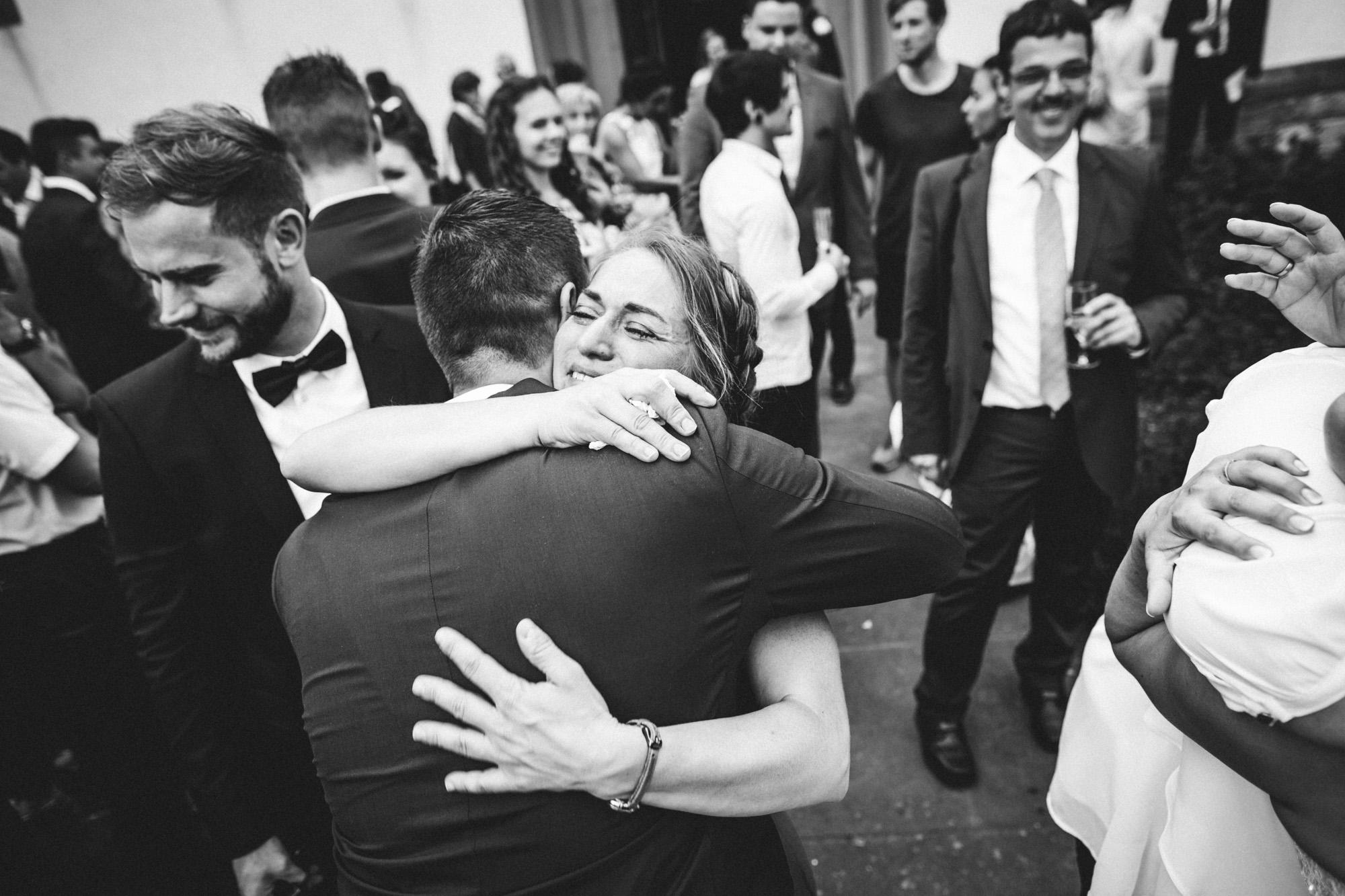 hannah und elias 290 - Schwarz-Weiß Hochzeit