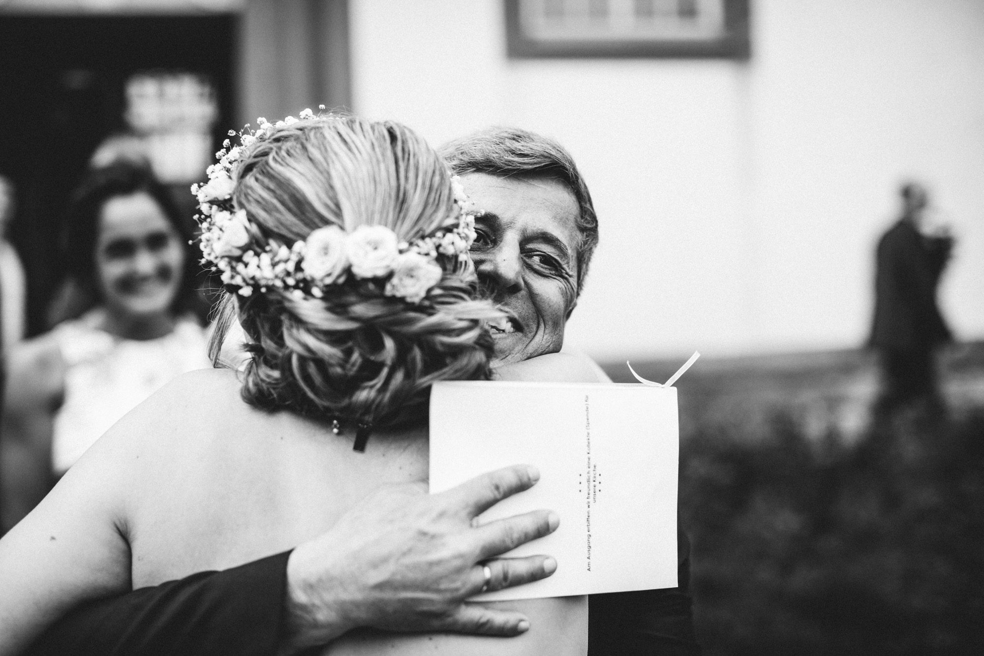 hannah und elias 311 - Schwarz-Weiß Hochzeit