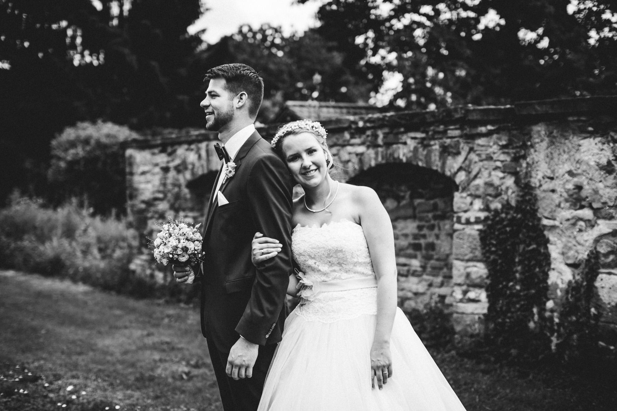 hannah und elias 345 - Schwarz-Weiß Hochzeit