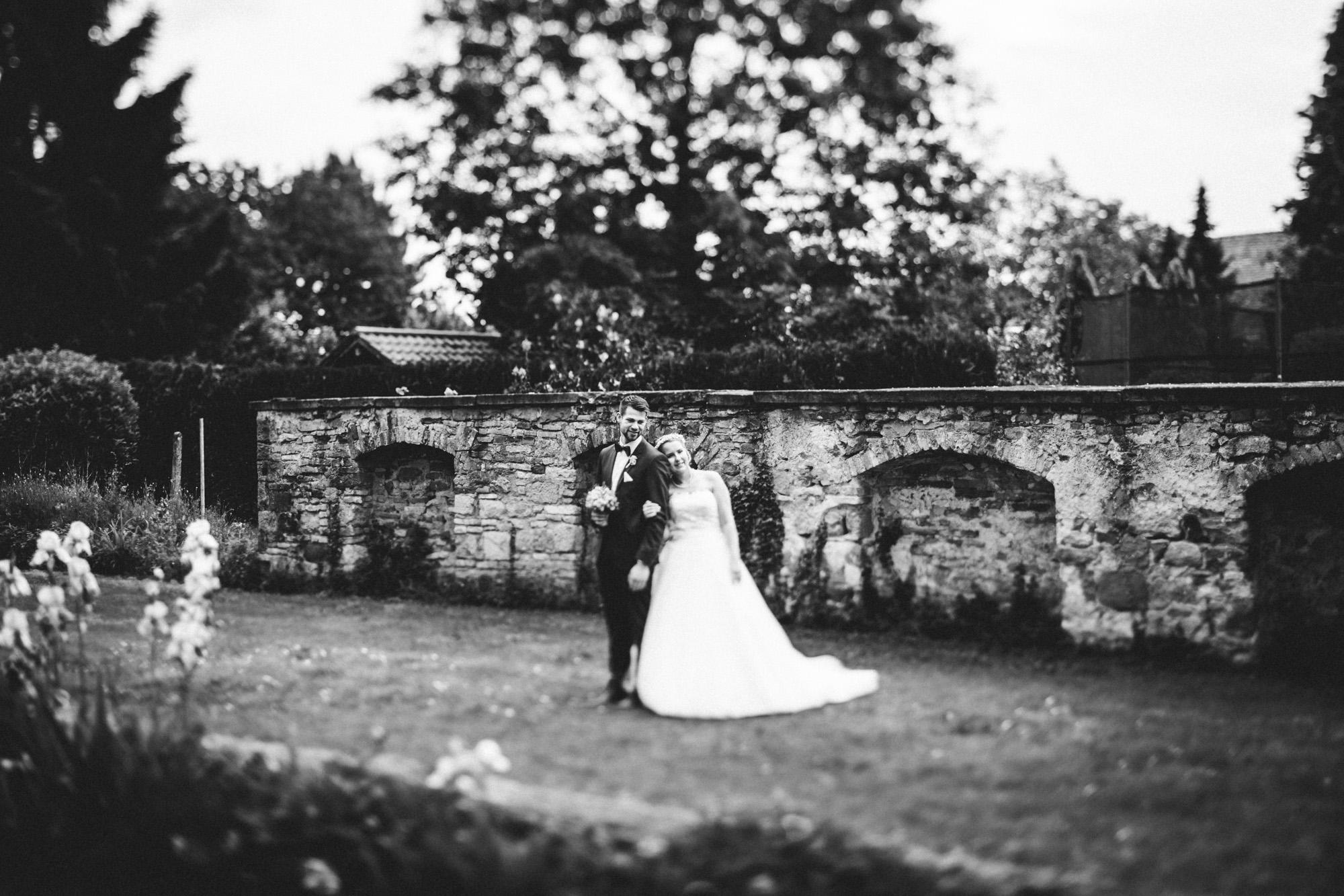 hannah und elias 347 - Schwarz-Weiß Hochzeit