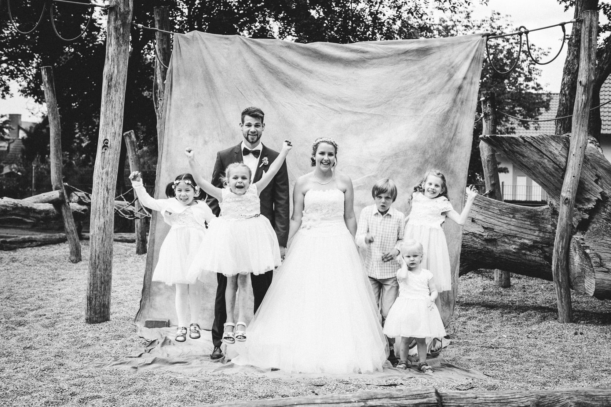 hannah und elias 413 - Schwarz-Weiß Hochzeit