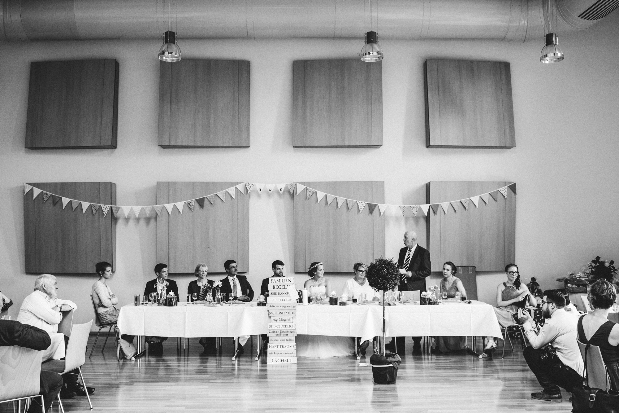 hannah und elias 461 - Schwarz-Weiß Hochzeit