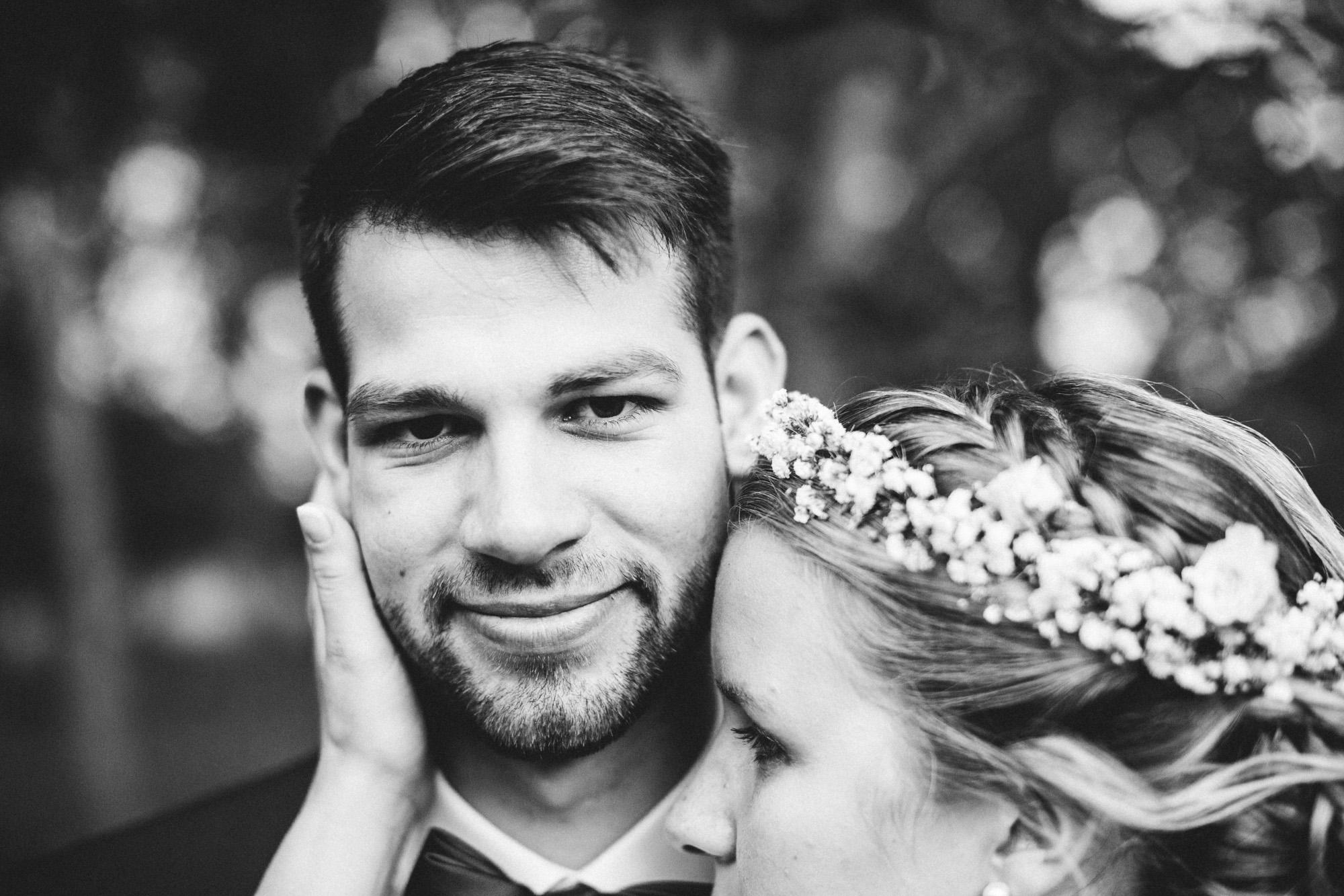 hannah und elias 500 - Schwarz-Weiß Hochzeit