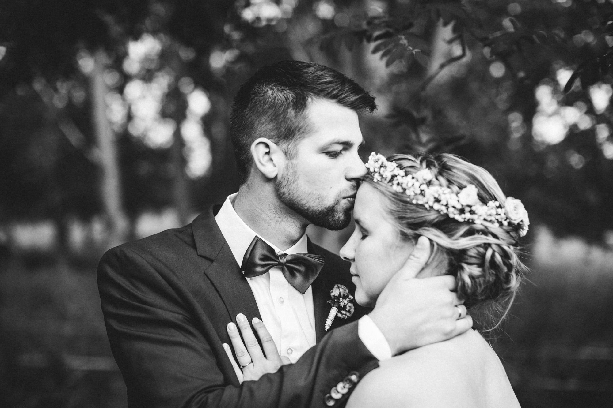 hannah und elias 503 - Schwarz-Weiß Hochzeit
