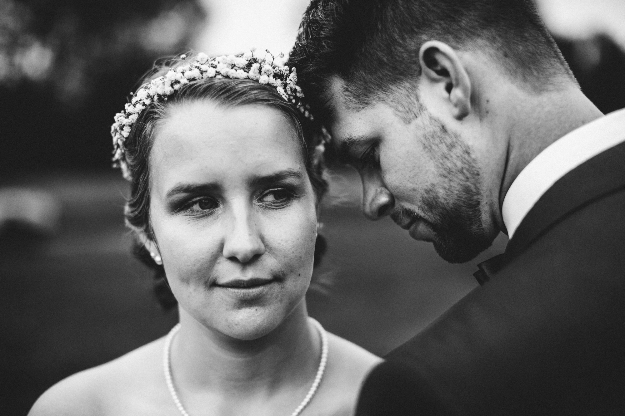 hannah und elias 520 - Schwarz-Weiß Hochzeit