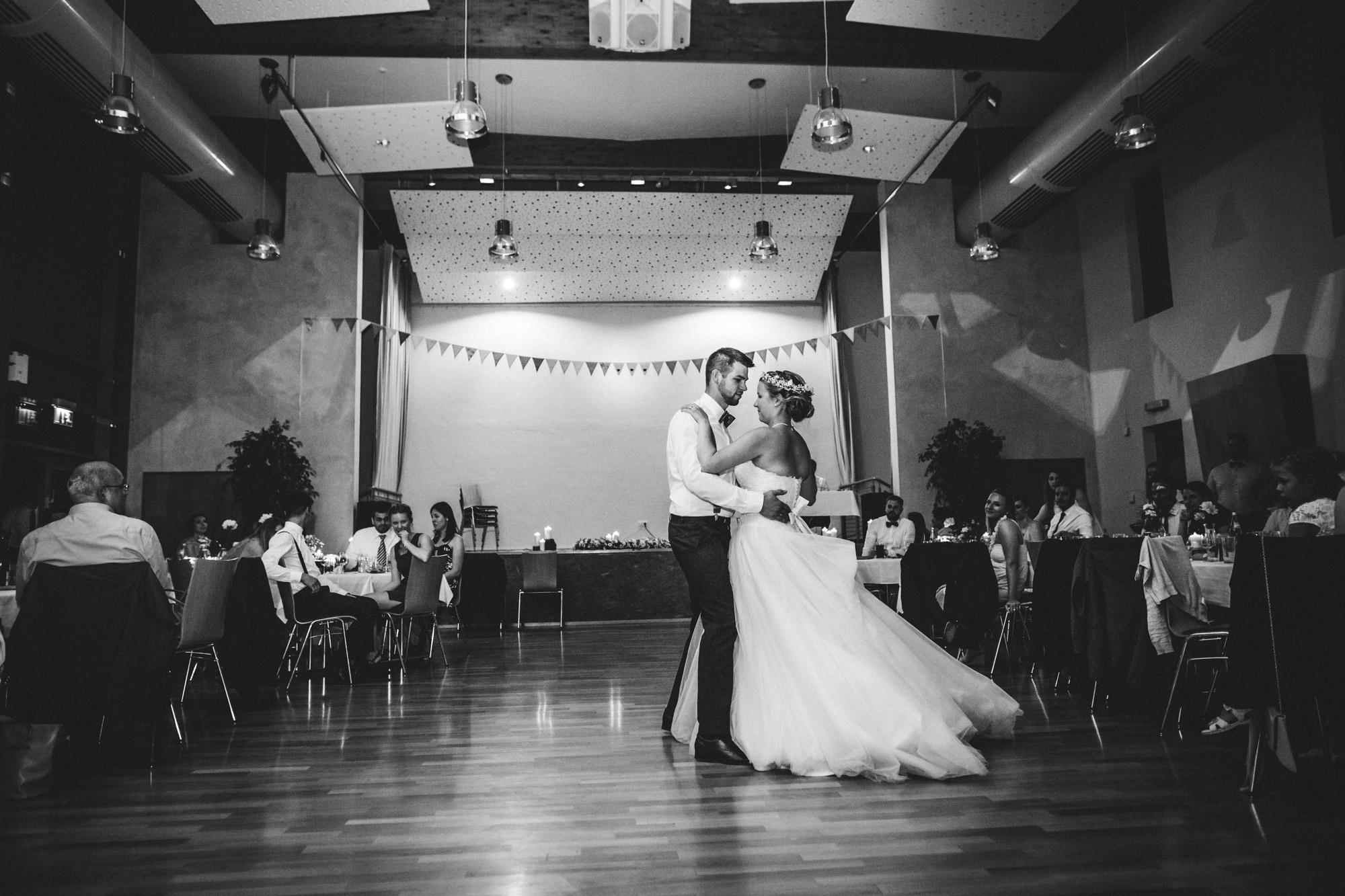 hannah und elias 558 - Schwarz-Weiß Hochzeit