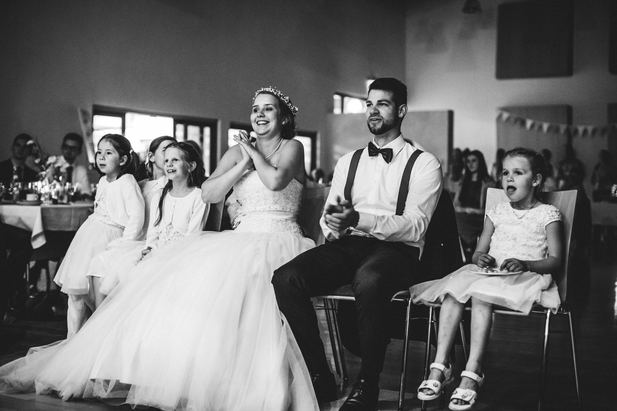 hannah und elias 612 - Schwarz-Weiß Hochzeit