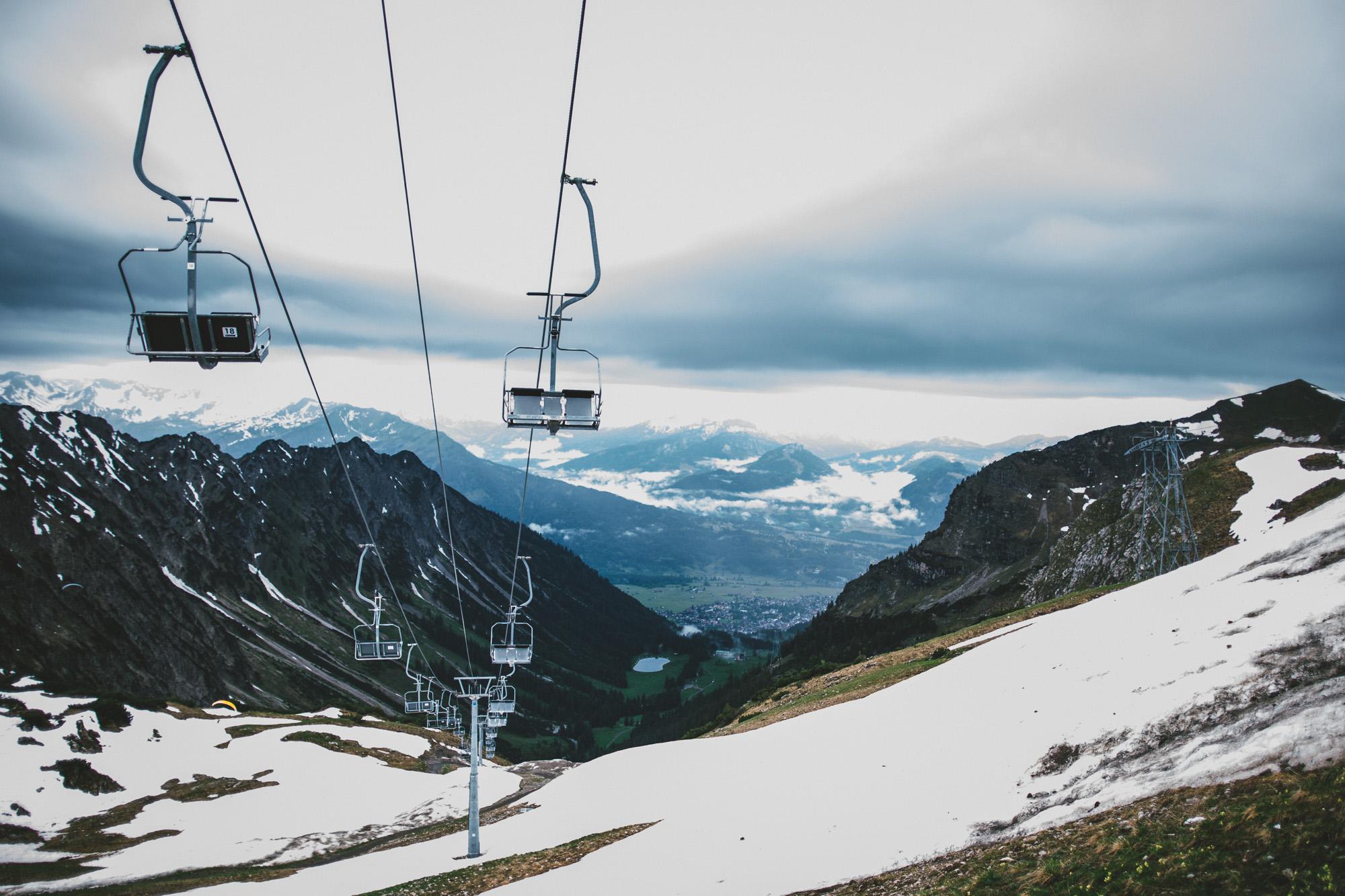 svea und keve 001 - Nur zu zweit in den Bergen