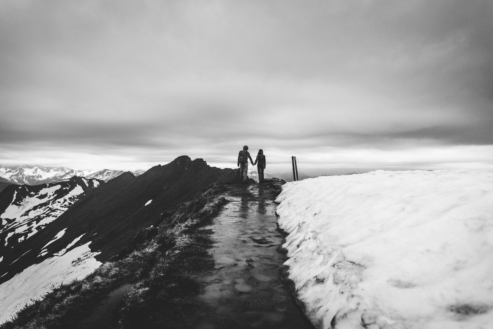 svea und keve 007 - Nur zu zweit in den Bergen