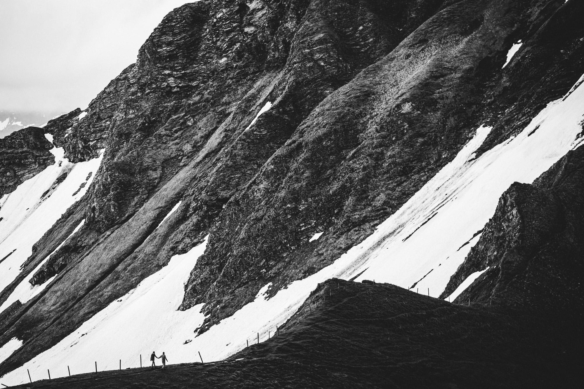 svea und keve 035 - Nur zu zweit in den Bergen
