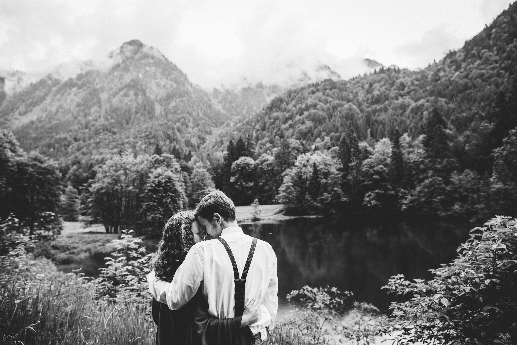 svea und keve 151 - Nur zu zweit in den Bergen