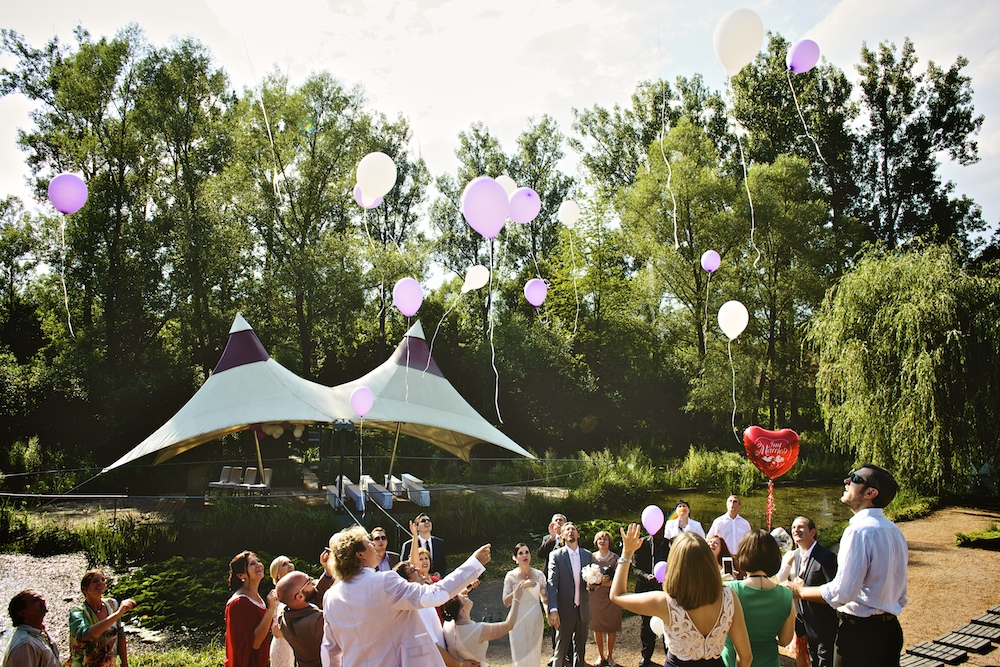 E u W 028 - Elegante Hochzeit in der Mühle am Schlossberg