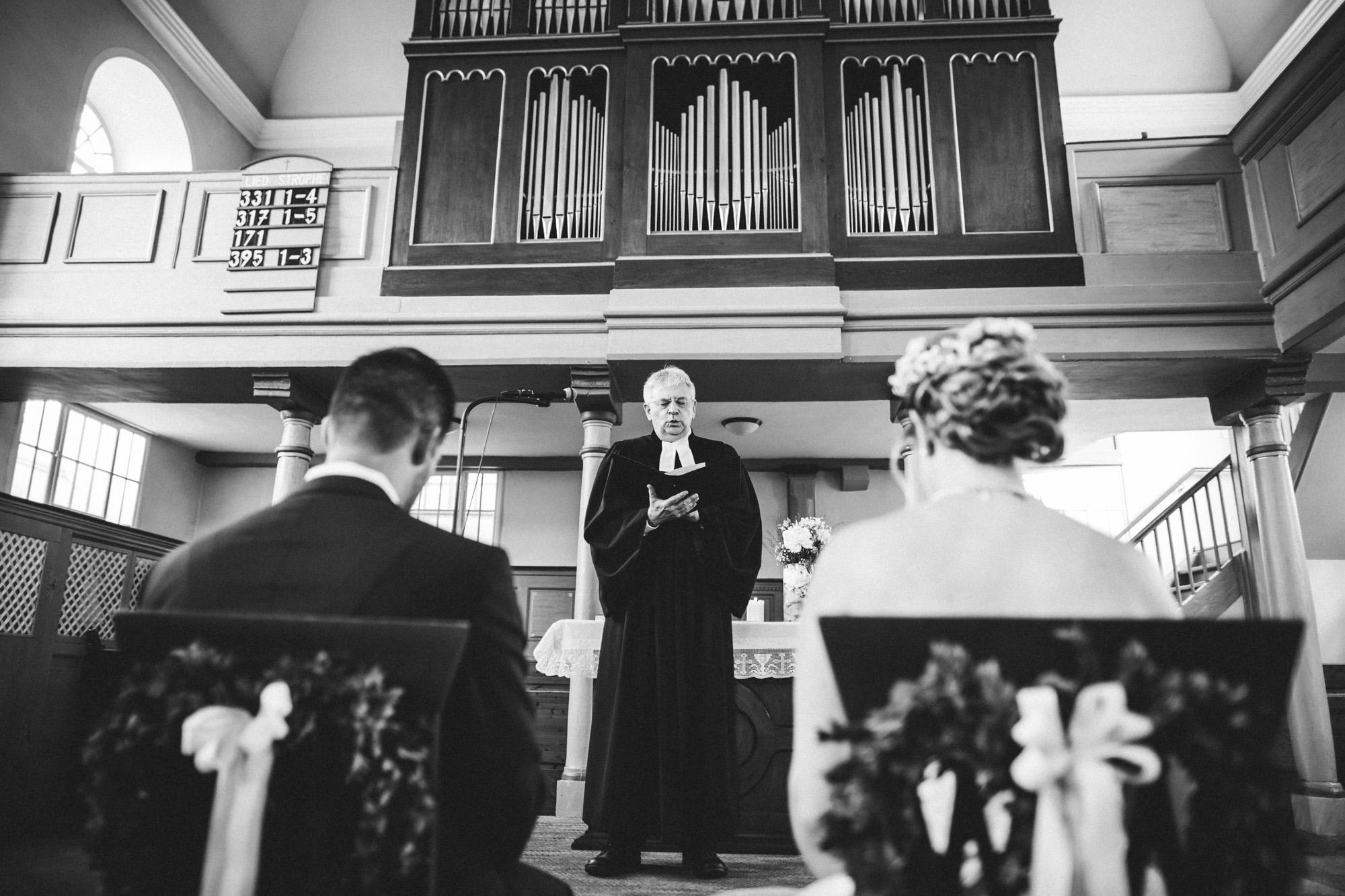 hannah und elias 033 - Schwarz-Weiß Hochzeit
