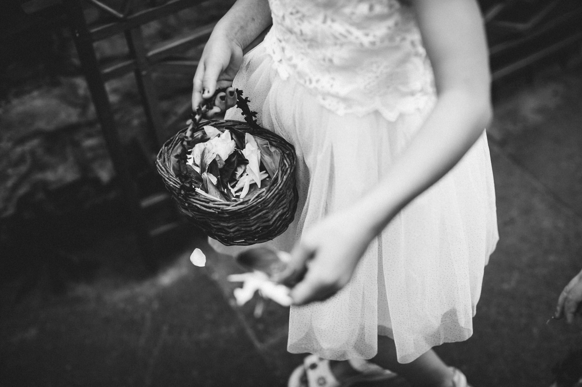 hannah und elias 123 - Schwarz-Weiß Hochzeit