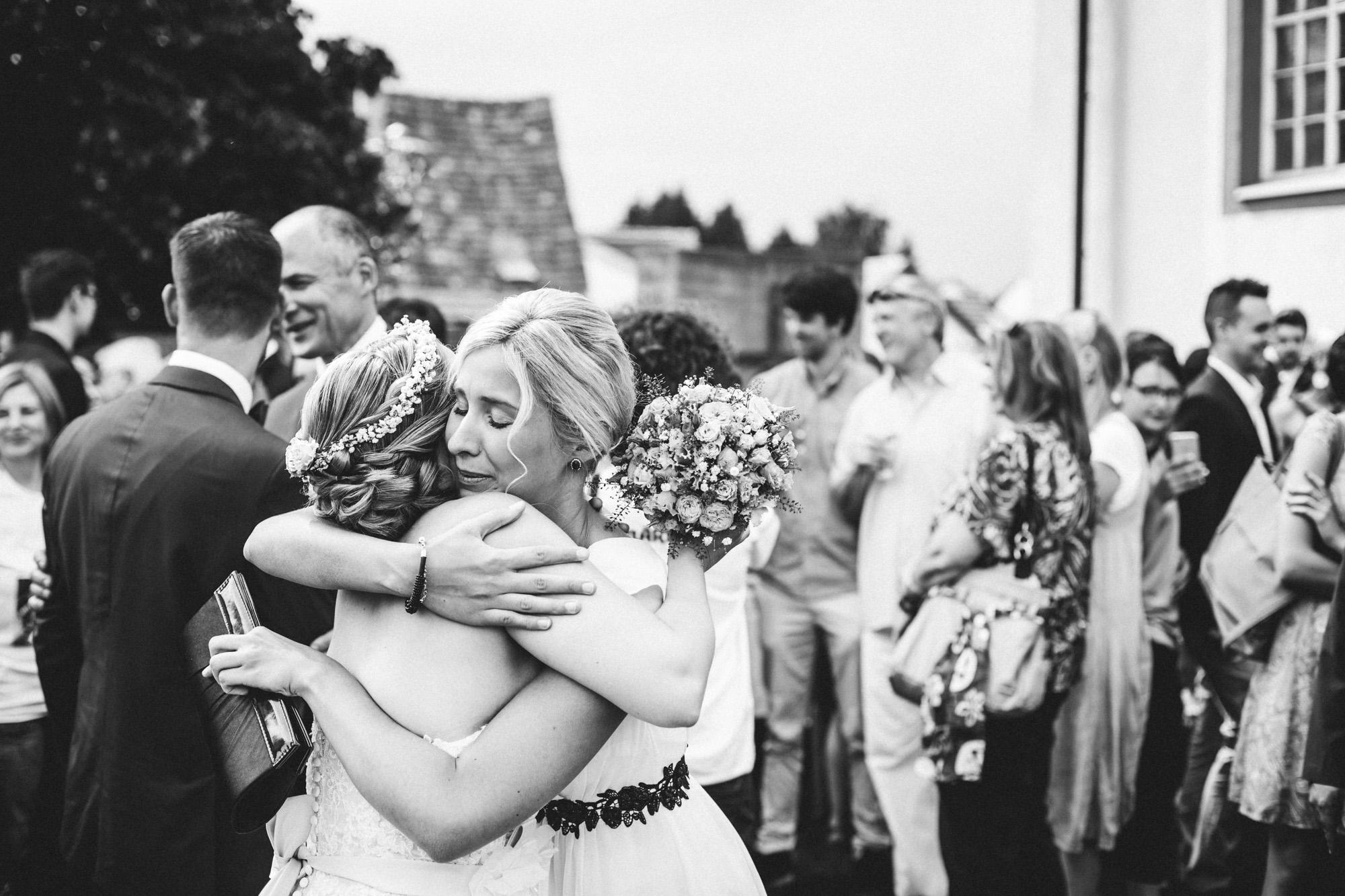 hannah und elias 209 - Schwarz-Weiß Hochzeit