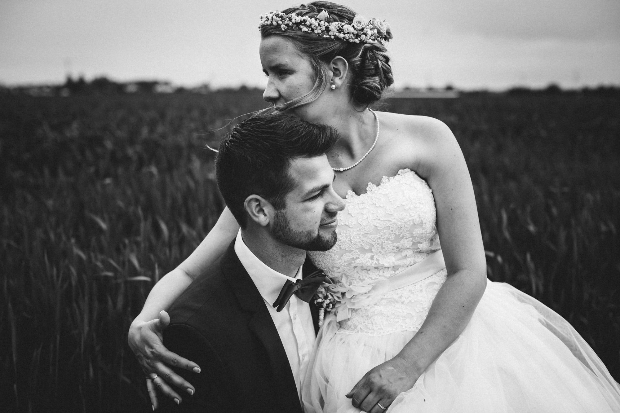 hannah und elias 373 - Schwarz-Weiß Hochzeit