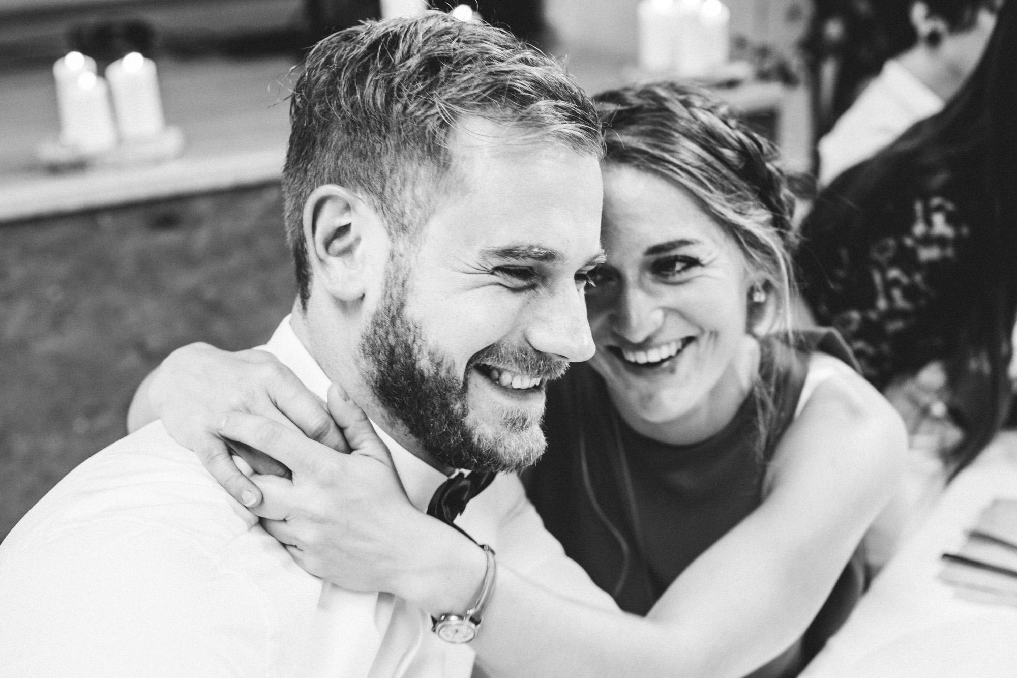 hannah und elias 488 - Schwarz-Weiß Hochzeit