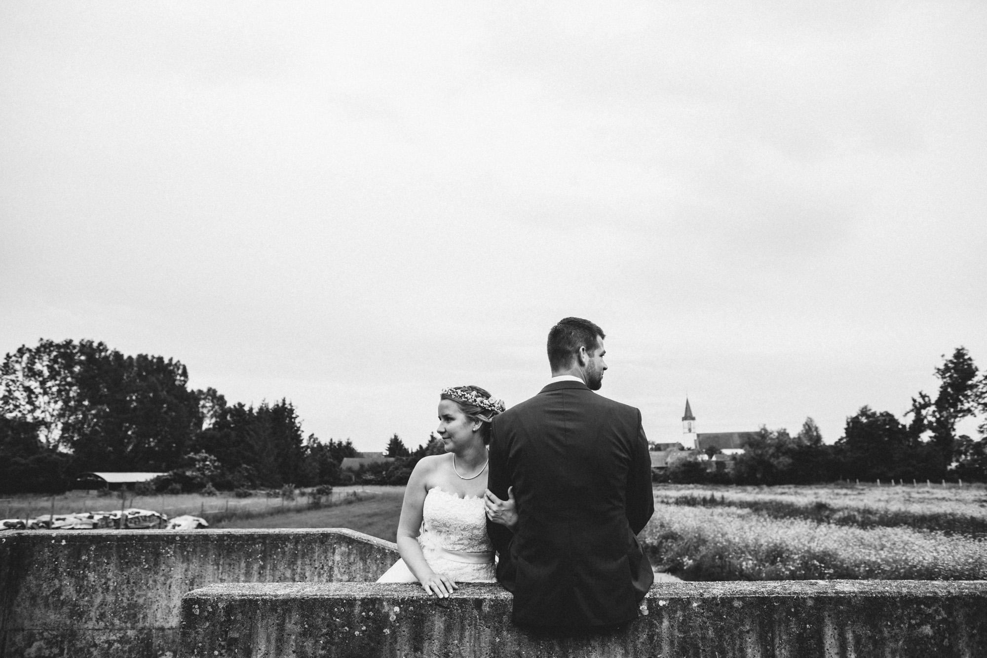 hannah und elias 506 - Schwarz-Weiß Hochzeit