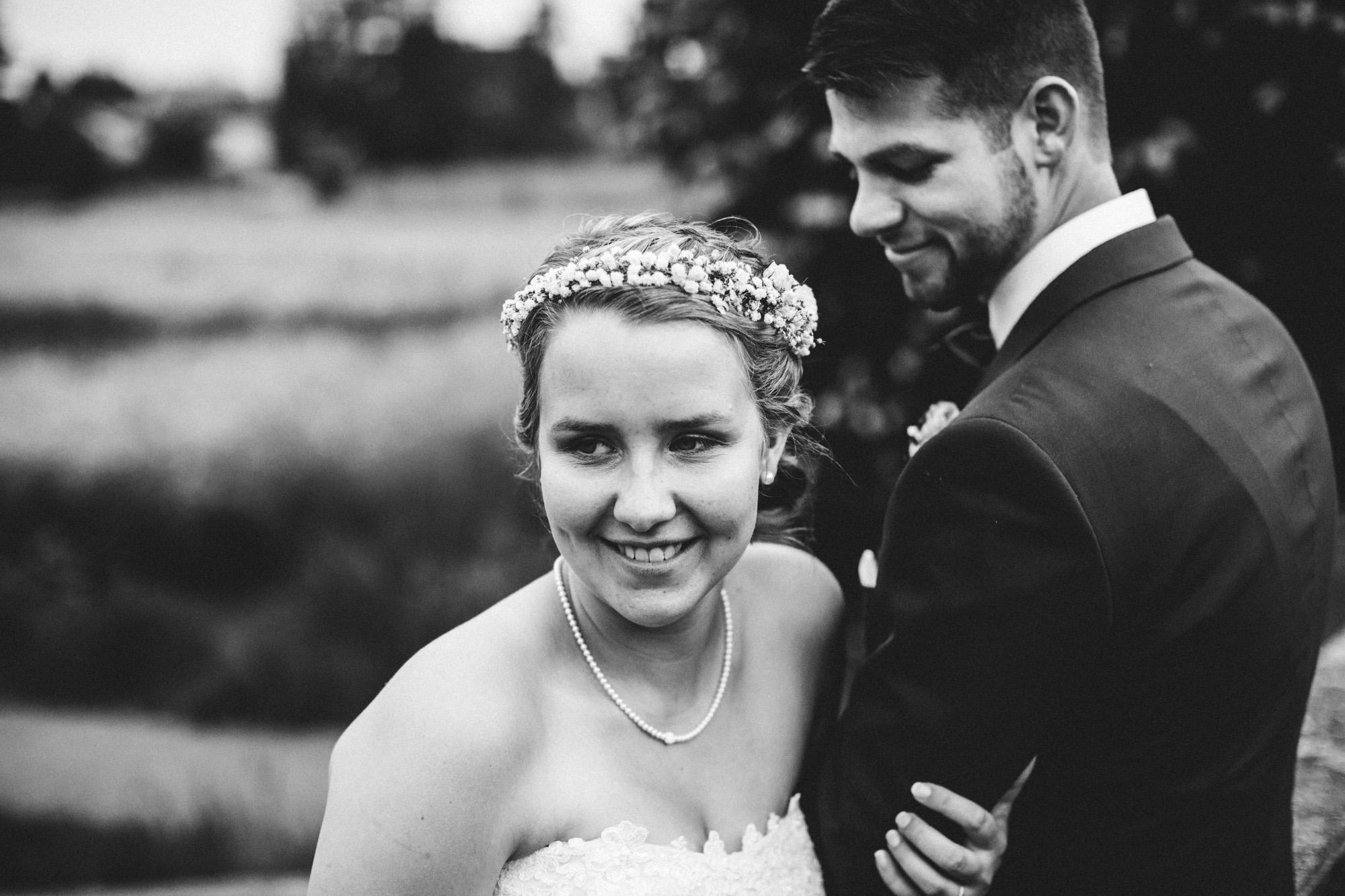 hannah und elias 511 - Schwarz-Weiß Hochzeit