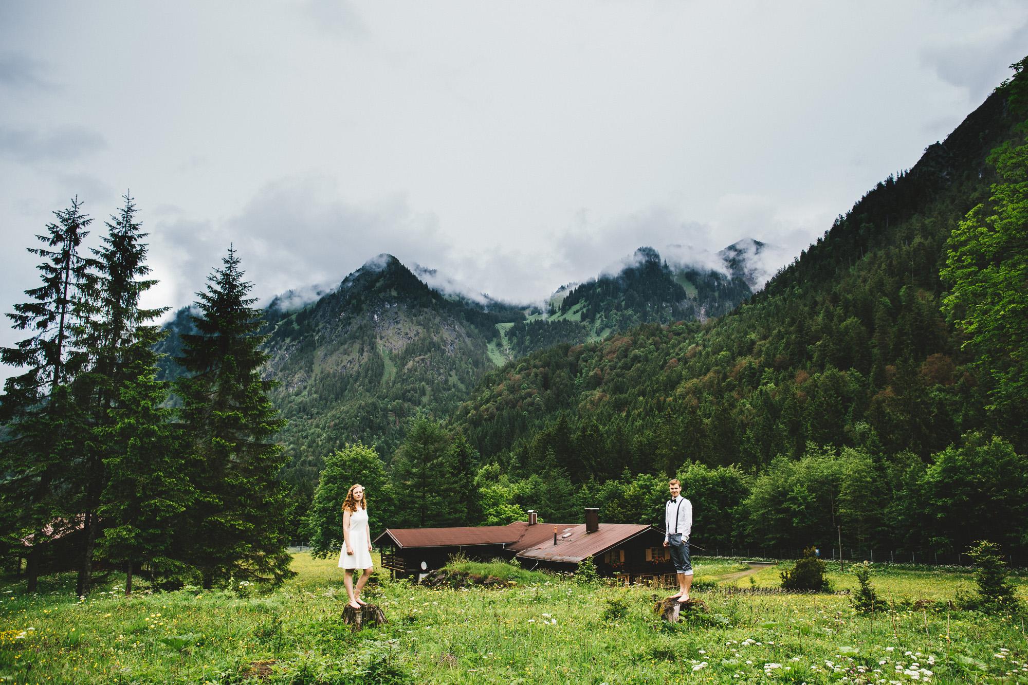 svea und keve 186 - Nur zu zweit in den Bergen