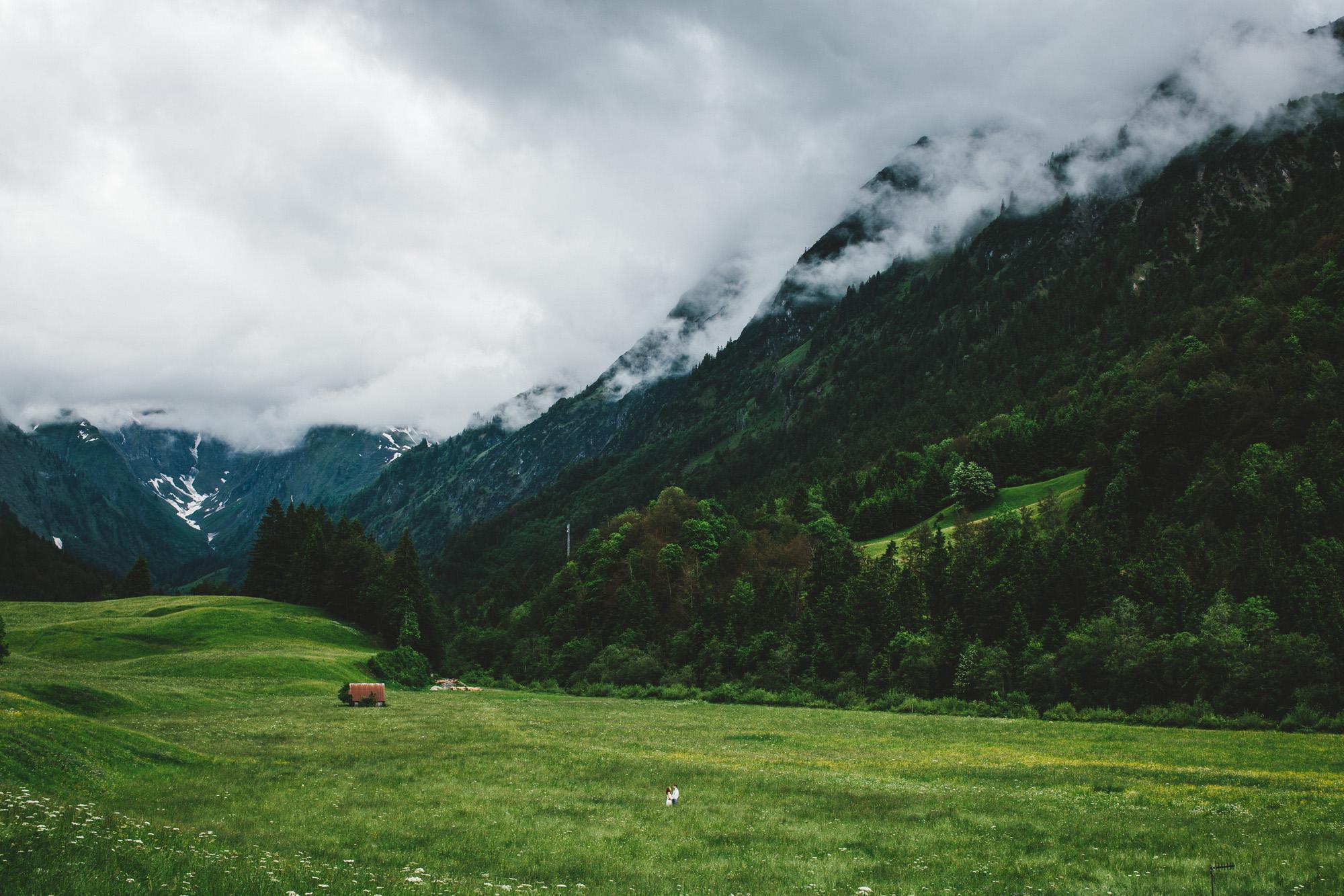 svea und keve 232 - Nur zu zweit in den Bergen