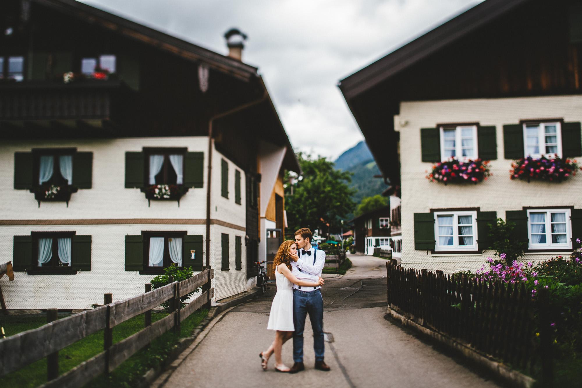 svea und keve 290 - Nur zu zweit in den Bergen