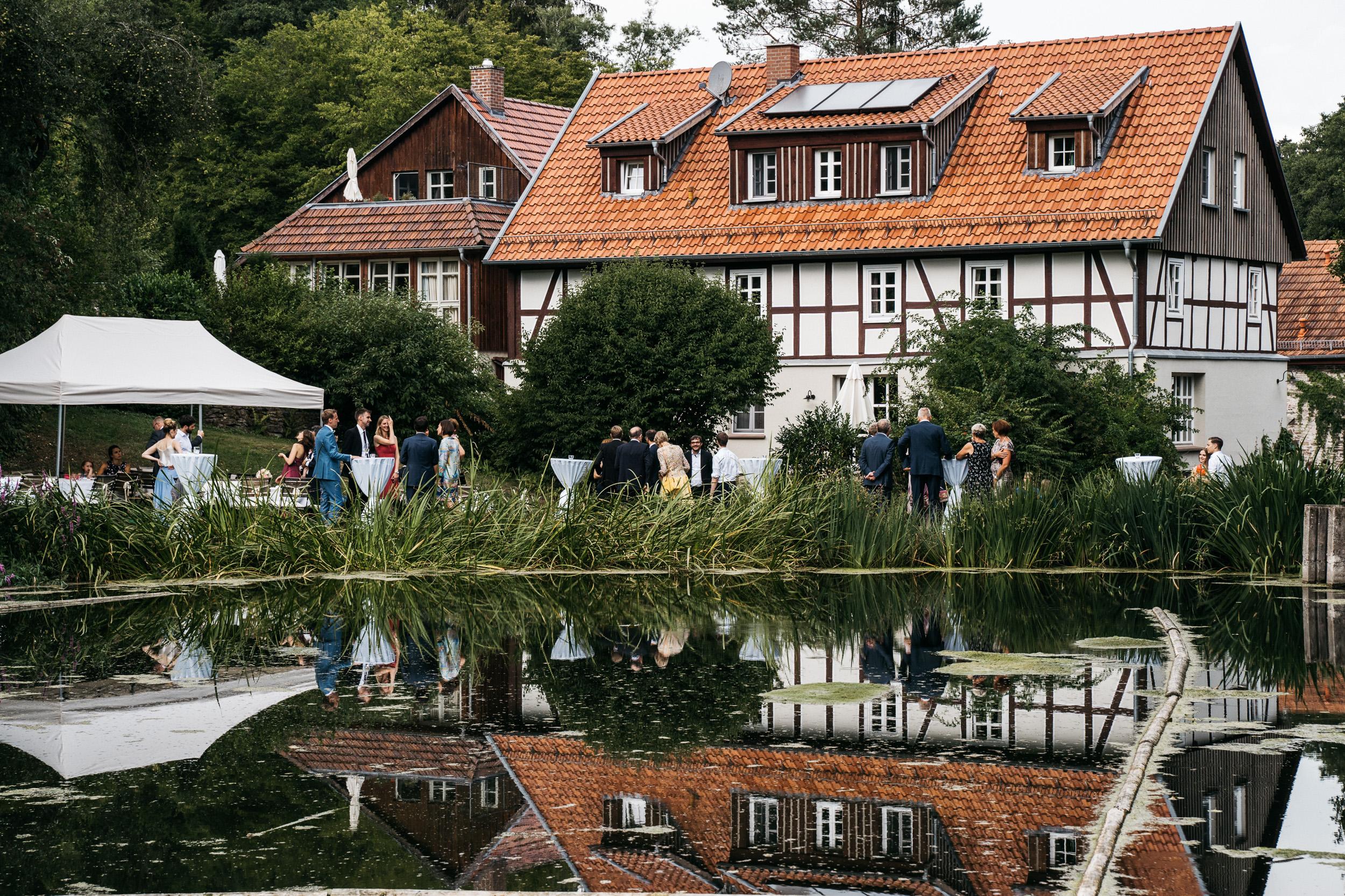 bärenmühle hochzeit 40 - Bärenmühle Frankenberg