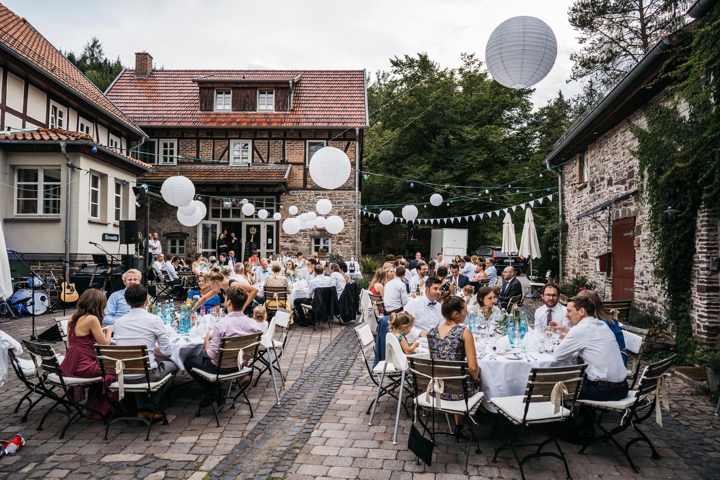 bärenmühle hochzeit 60 - Bärenmühle Frankenberg