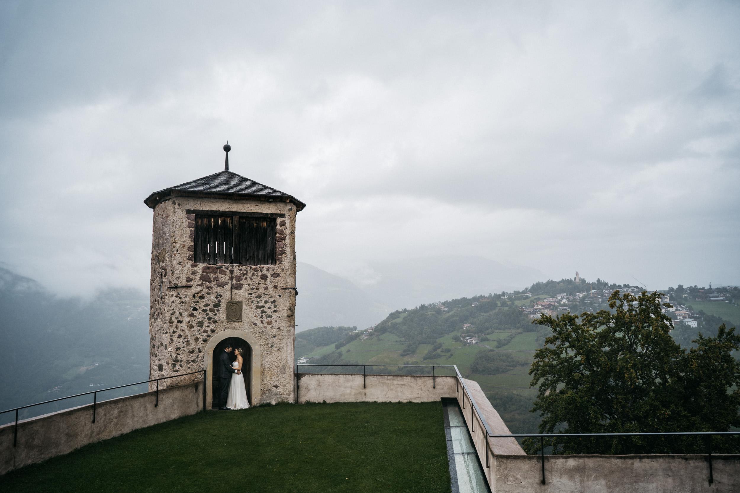 hochzeit südtirol 61 - Südtirol Schloss Prösels